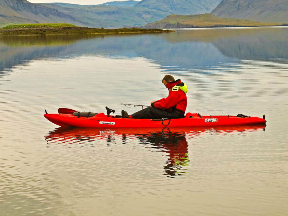 Private Kayak tours in Iceland
