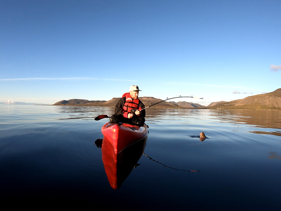 Fishing Tour in Iceland